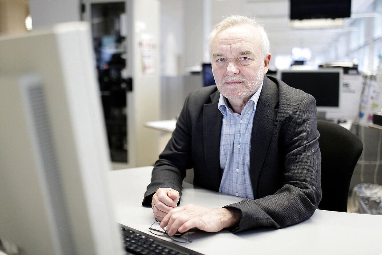 Henning Pedersen, BUPL, chatter på BT.