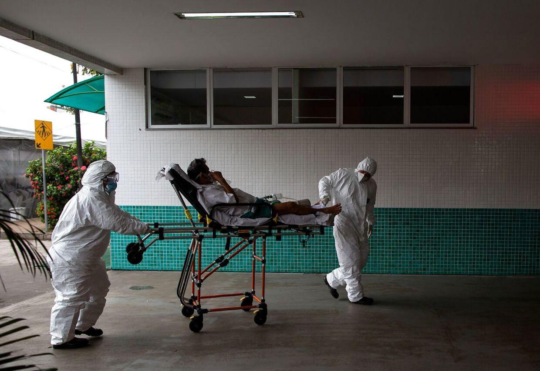 Udviklingen i Manaus er så voldsom, at der nu mangler ilt på hospitalerne