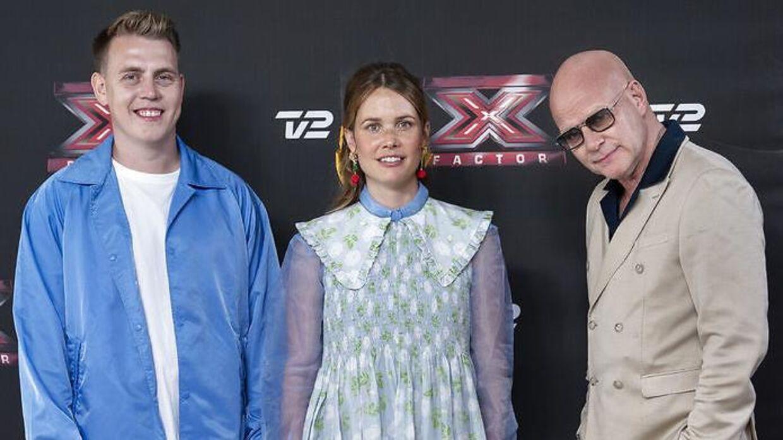 Årets dommerhold er Thomas Blachman, Oh Land og DJ Martin Jensen.