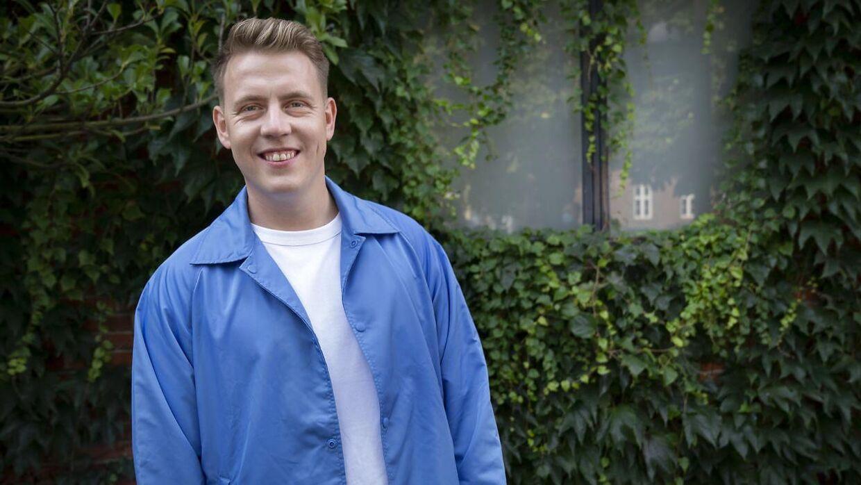 DJ Martin Jensen er 29 år gammel.