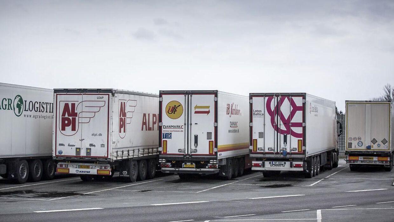 Det var primært lastbiler og særlige transportmidler, som Bukkehave solgte.
