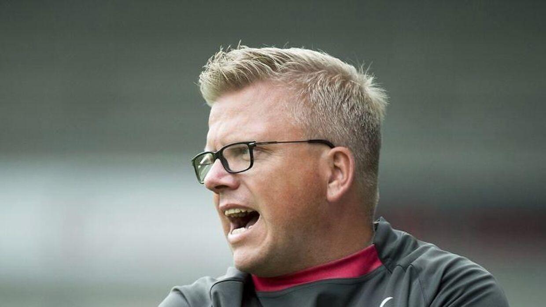 Lars Friis er ny mand i spidsen for Viborg FF.