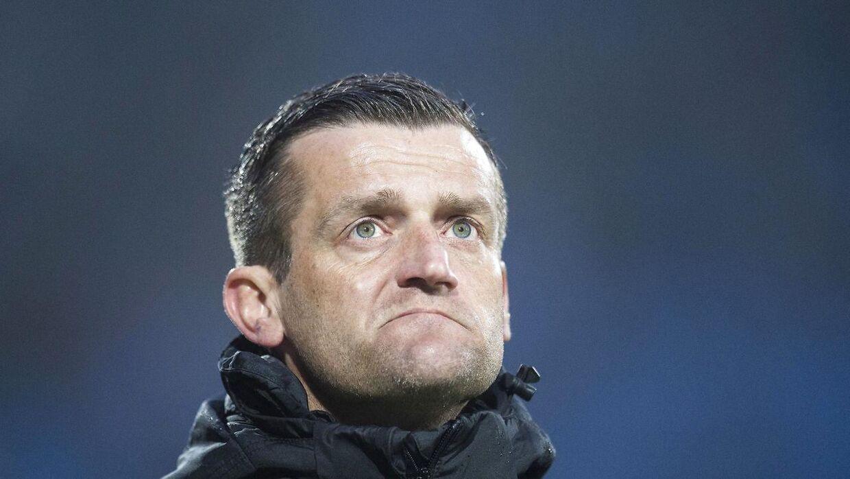 Johnny Mølby bliver David Nielsens nye assistenttræner i AGF.