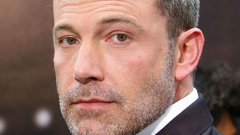 48-årige Ben Affleck.