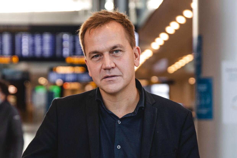 Her ses Jakob Illeborg, der er international korrespondent hos B.T.