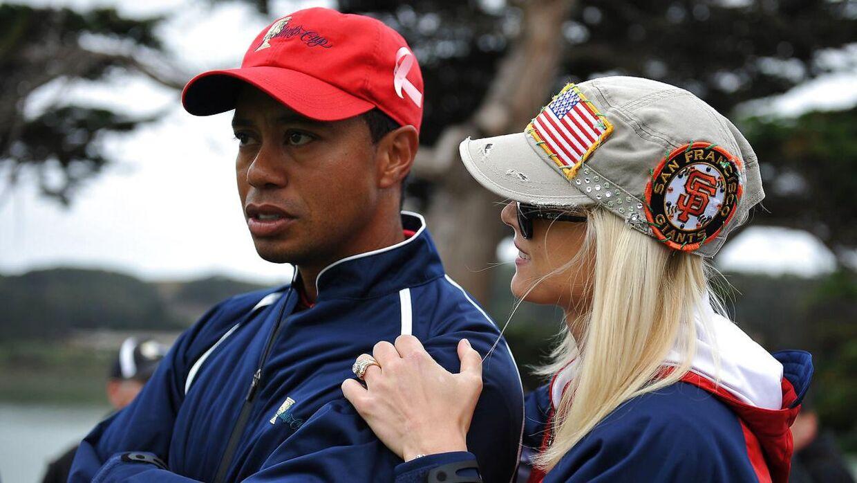Tiger Woods' mange sidespring kostede ægteskabet med Elin Nordegren.