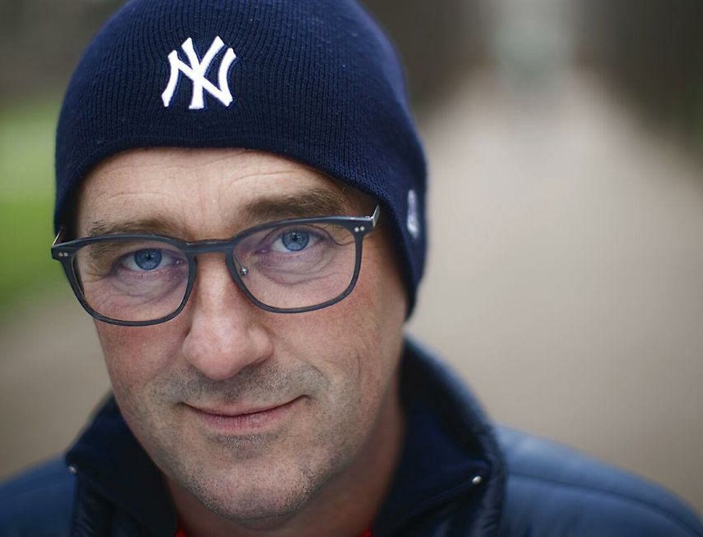 Tv-værten Peter Ingemann.