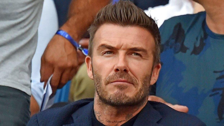 David Beckham bliver genforenet med en gammel kending.