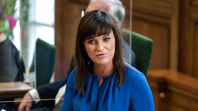 Venstre skal vinde danskernes tillid tilbage, siger politisk ordfører Sophie Løhde
