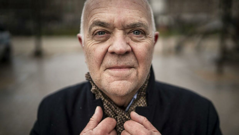 Jes Dorph-Petersen fotograferet på Kongens Nytorv i København.