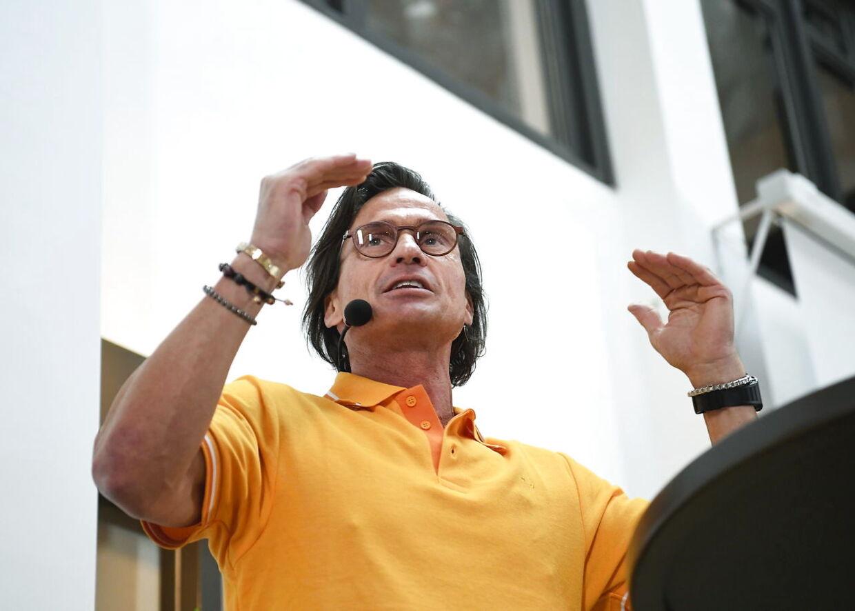 Nordmanden Petter Stordalen er blandt andet manden bag det luksushotellæet Villa Copenhagen