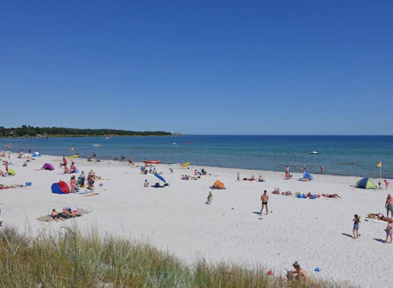 Balka Strand, Bornholm.