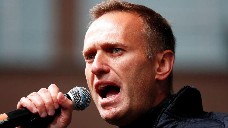 Aleksej Navalnyj.