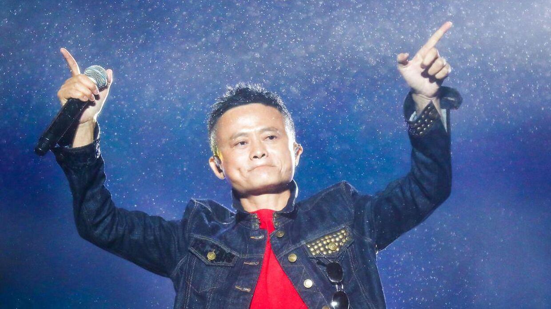 Jack Ma forsvandt nærmest fra jordens overflade i efteråret. Men nu er han dukket op igen.