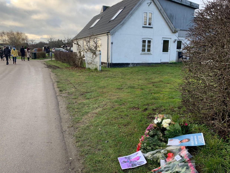 Bostedet Ørbækskilde i Fårevejle, hvor den 29-årige socialpædagog Yamma Ahamdzai blev myrdet 30. december 2020, da han var alene på arbejde.