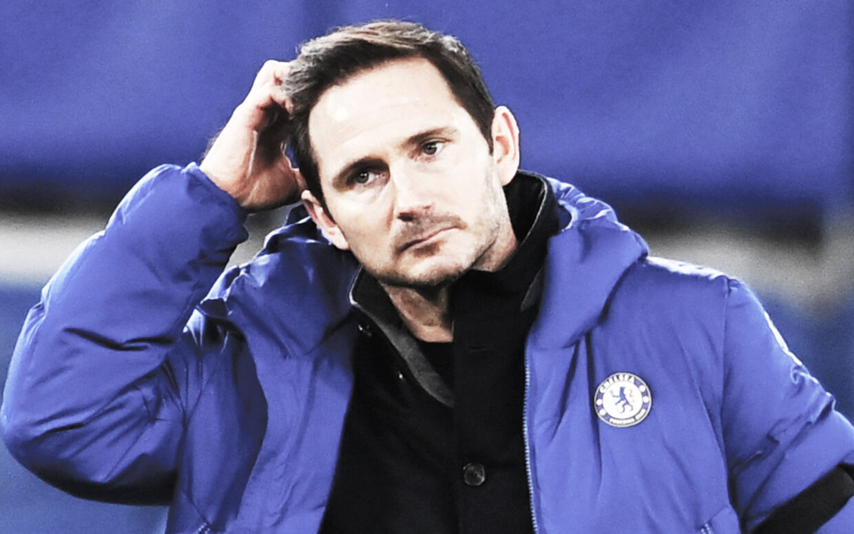 Chelsea-manager, Frank Lampard
