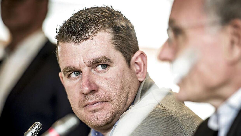 Engelske Tom Vernon har været hovedaktioner og bestyrelsesformand i FC Nordsjælland de sidste fem år, men med salget har han nu titlen medejer.