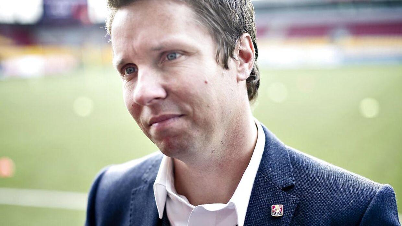 Jan Laursen går fra en stiling fra sportsdirektør til nu at være bestyrelsesformand i FC Nordsjælland.
