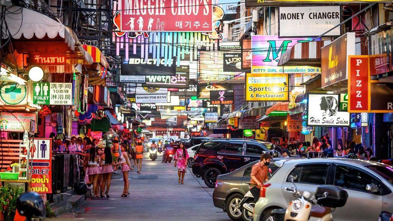 En dansk mand i 50'erne er ifølge thailandske medier blevet anholdt i Pattaya i forbindelse med en indsats mod salg af narko. (Arkivfoto)