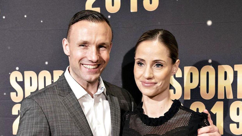 Mikkel og Lea Kessler er blandt dem, der har fået kritik for at tage til Dubai.