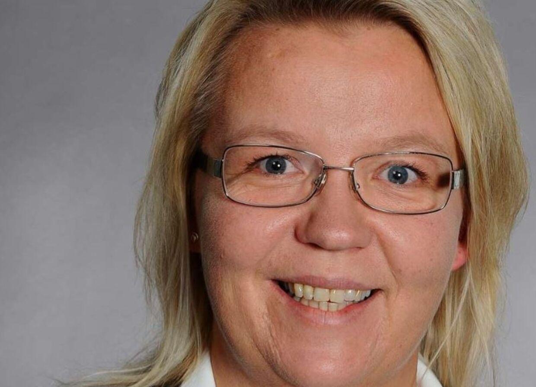 Tina Agergaard Hansen, bejler til borgmesterkandidat-posten i Varde Kommune.
