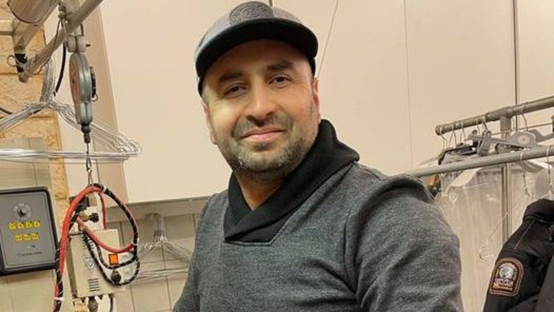 Shahin Ali er overvældet over den opbakning, han har mødt i weekenden.