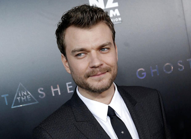 Pilou Asbæk har prominente roller i 'Game of Thrones' og 'Ghost in a Shell' på sit cv.
