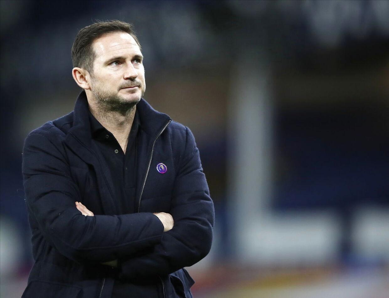 Frank Lampard er ikke længere cheftræner i Chelsea.