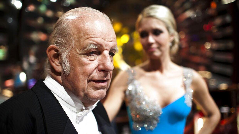 Kurt Thyboe har tidligere deltaget i TV 2-programmet 'Vild med dans'.