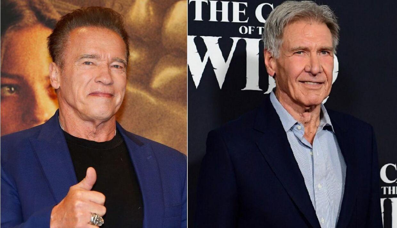 Arnold Schwarzenegger og Harrison Ford er nogle af de Hollywoodstjerner, der har fået coronavaccinen på helt korrekt vis, da de er i aldersgruppen over 65 år.