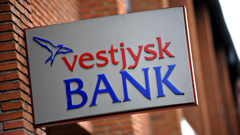 Arkivfoto. Vestjysk Bank har nedlagt 75 stillinger.