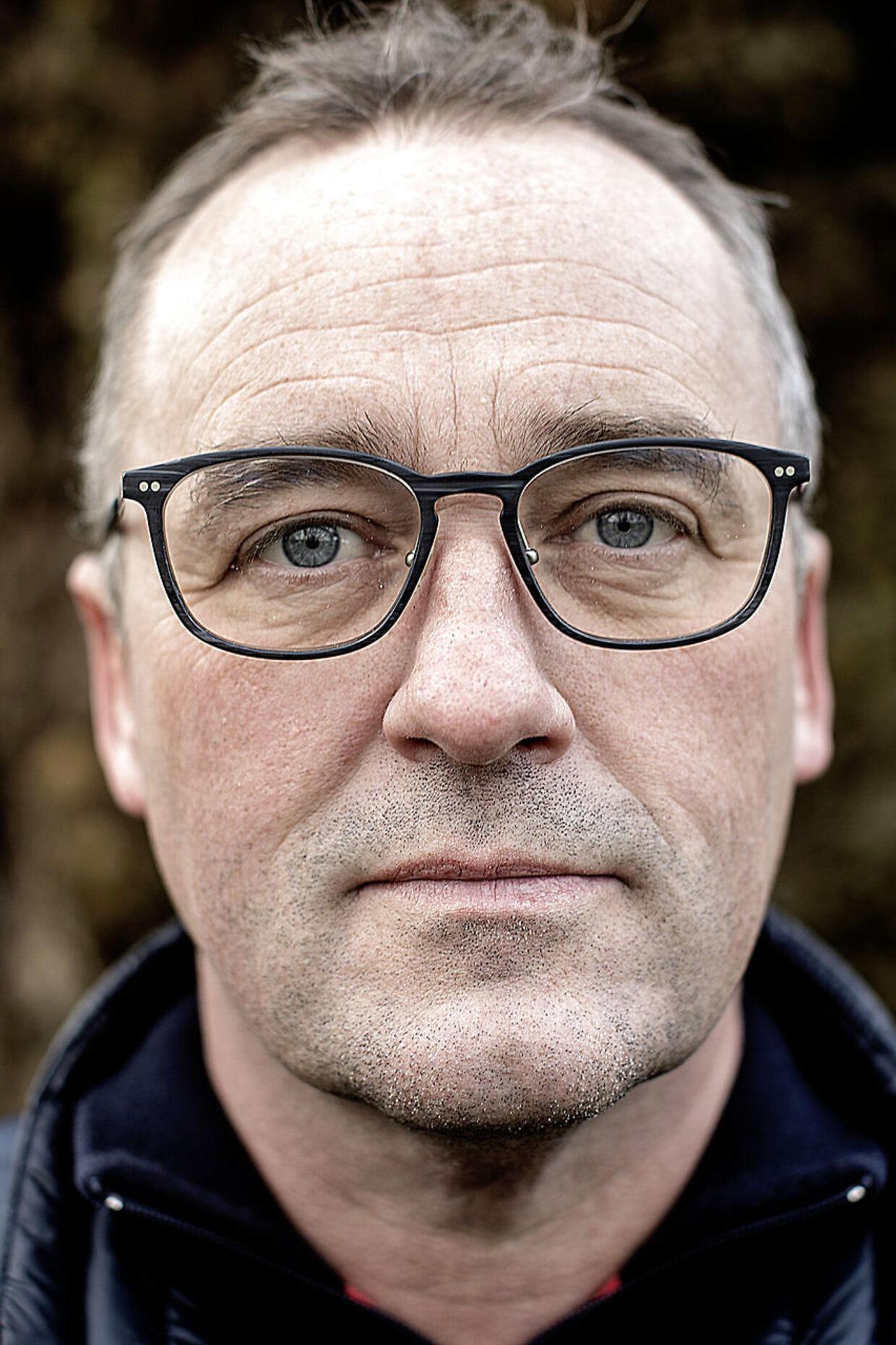 Peter Ingemann er bedst kendt som tv-vært, men kan godt lide at udforske som forfatter.