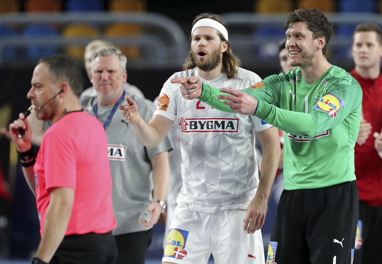 Hansen efter vild fejl: 'Den var hård at sluge' | BT Håndbold - www.bt.dk