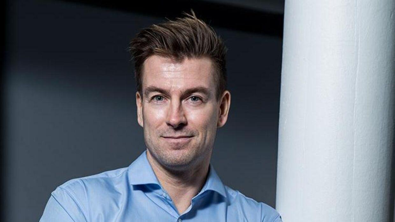 Nikolaj Tolstrup er et velkendt ansigt.