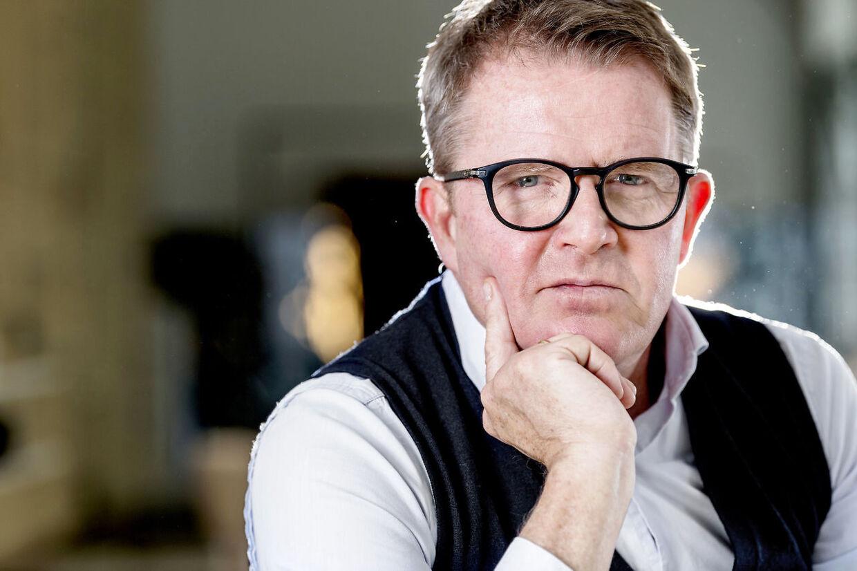 Rolf Sørensen, cykelkommentator og tidligere professionel cykelrytter. Han er Danmarks mest vindende cykelrytter nogensinde med 53 sejre i sine i alt 17 sæsoner som cykelrytter