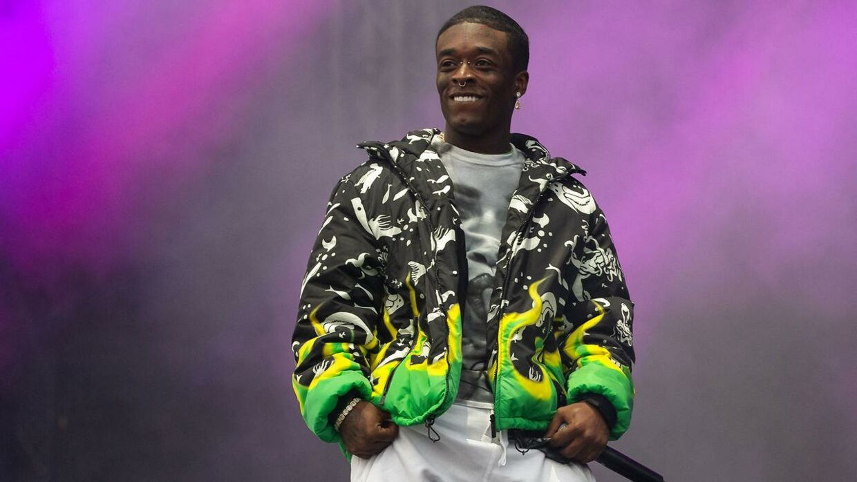 Lil Uzi Vert performs at the Austin City Limits Music Festival on October 11, 2019 at Zilker Park in Austin, Texas. SUZANNE CORDEIRO / AFP