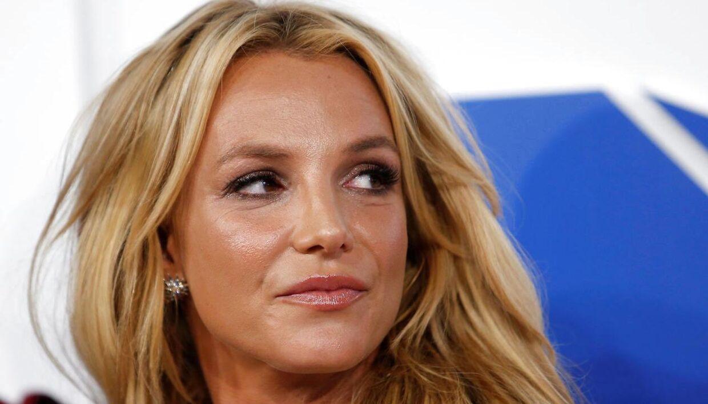 Arkivfoto af Britney Spears i 2016.