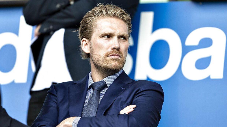 Rasmus Ankersen er sportschef i den engelske fodboldklub Brentford.