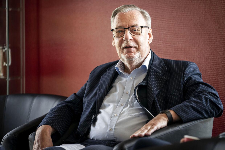 Borgmester i Ishøj Ole Bjørstorp. (Foto: Niels Christian Vilmann/Ritzau Scanpix)
