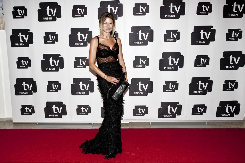 TV-prisen 2013. Rikke Göransson