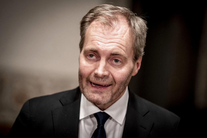 Peter Skaarup vil have, at regeringen aflyser den lønstigning, som folketingsmedlemmer ellers kan se frem til pr. 1. april. (Foto: Mads Claus Rasmussen/Ritzau Scanpix)