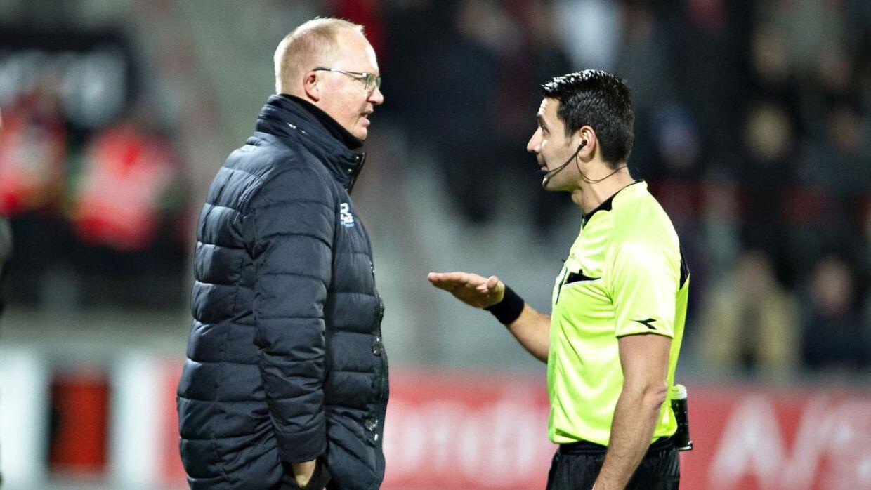 Sønderjyske-træner Glen Riddersholm og Sandi Putros kender hinanden særdeles godt.