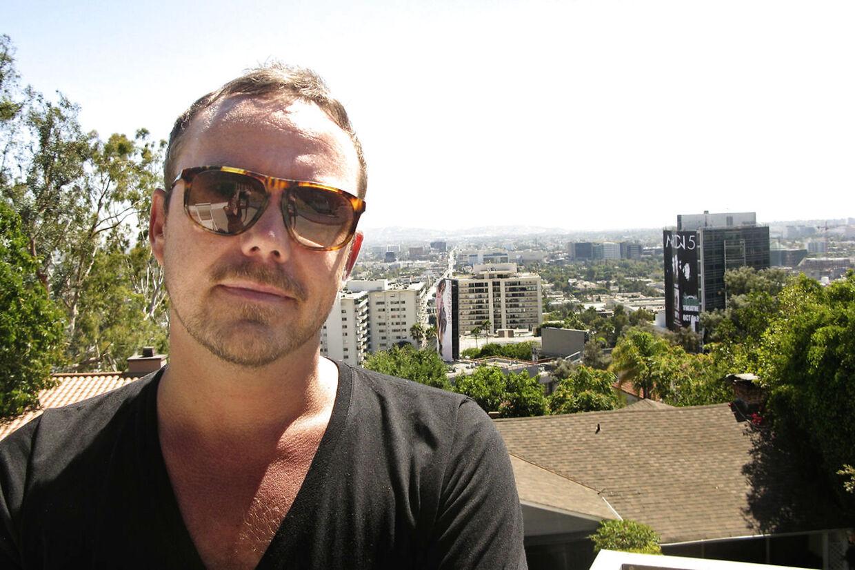BT Hjemme hos Carsten Soulshock i Los Angeles