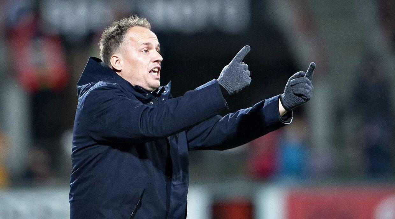 OB's cheftræner Jakob Michelsen