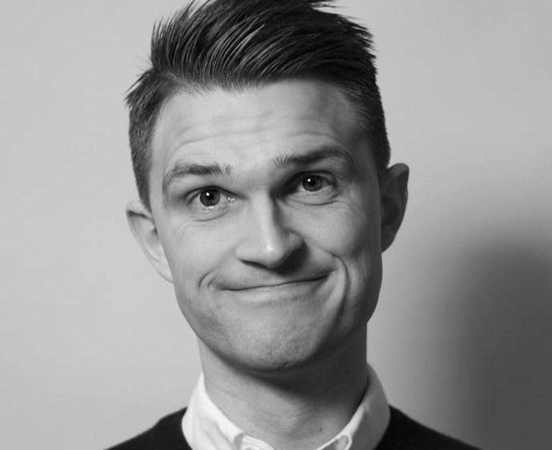 Instruktør og manuskriptforfatter Morten Urup.
