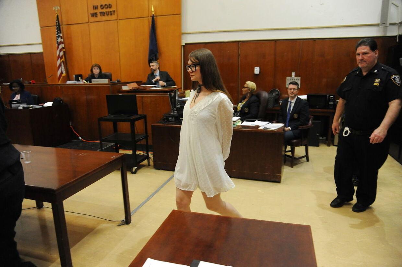 Særligt tiltaltes påklædning løb med en del opmærksomhed under retssagen.