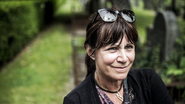 Kirsten Siggaard flytter tilbage til hjembyen Vindinge ved Roskilde. Foto: Scanpix