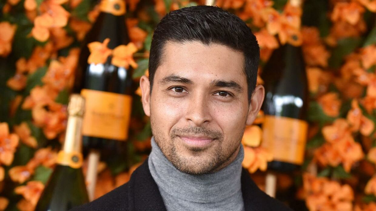 US actor Wilmer Valderrama attends the 9th Annual Veuve Clicquot Polo Classic in Los Angeles, California, on October 6, 2018. LISA O'CONNOR / AFP