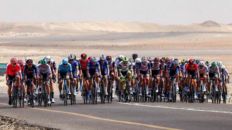 Cykelsæsonen er for alvor skudt i gang med World Tour-løbet UAE Tour.