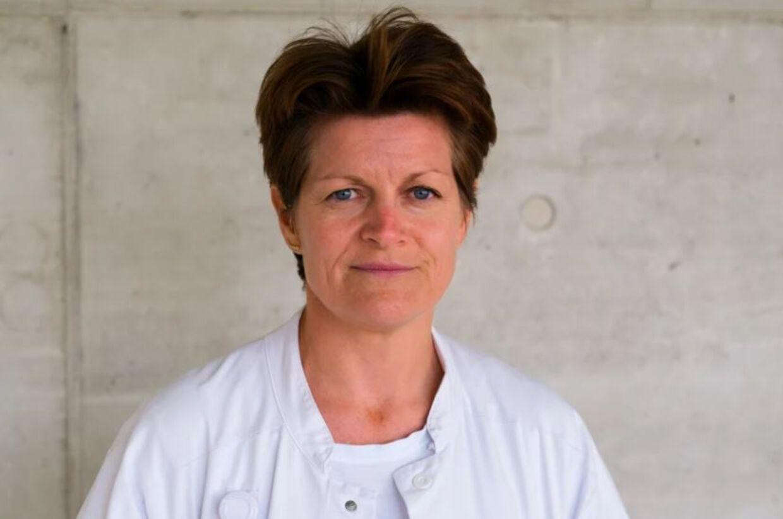 Camilla Rathcke, formand for Lægeforeningen.
